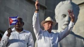 Díaz-Canel: Sanciones de EEUU no afecta al desarrollo de Cuba