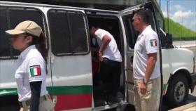 Flujo migratorio rompe récord histórico en México