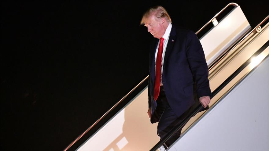 Sondeo: Trump perdería elecciones de 2020 ante rivales demócratas   HISPANTV