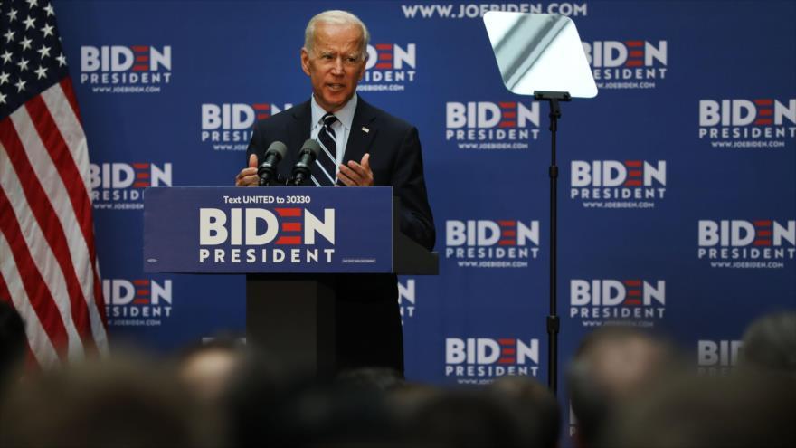 "Biden considera la ocupación israelí ""un verdadero problema"" | HISPANTV"