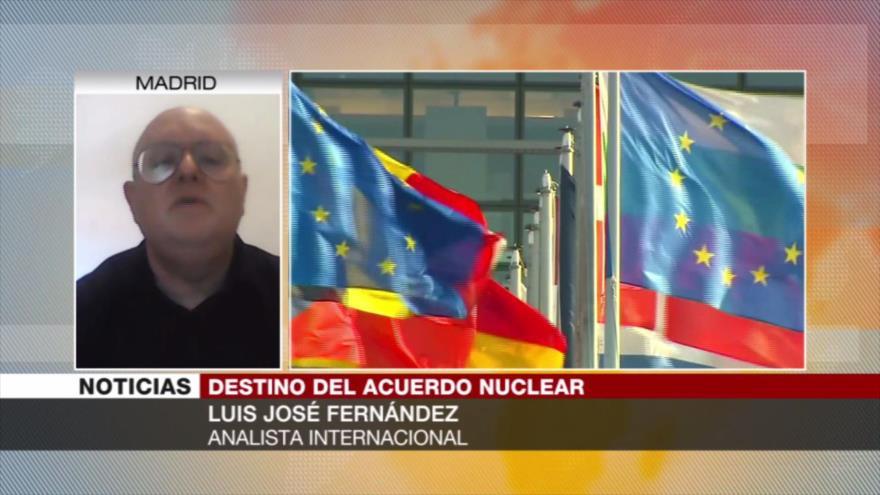Fernández: Europa debe decidir apoyar el JCPOA y afrontar a EEUU