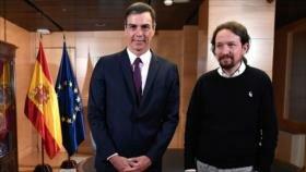 Sánchez da por fracasado diálogo para formar gobierno con Podemos