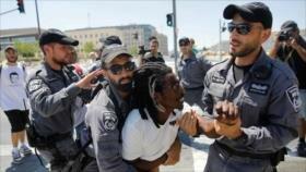 Israelíes protestan nuevamente contra asesinato de joven etíope
