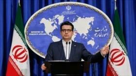 Irán insta a Europa a dar pasos prácticos sobre pacto nuclear