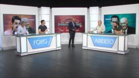 Foro Abierto; Venezuela: presión de EE.UU. sobre los diálogos