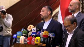 Al-Asad reitera apoyo de Siria a Irán frente a amenazas de EEUU