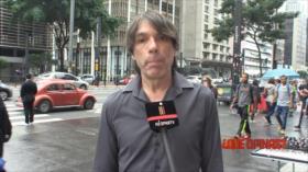 ¿Qué opinas?: Popularidad del Gobierno se desploma en Brasil