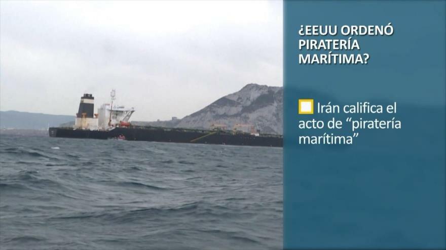 PoliMedios: ¿EEUU ordenó piratería marítima?