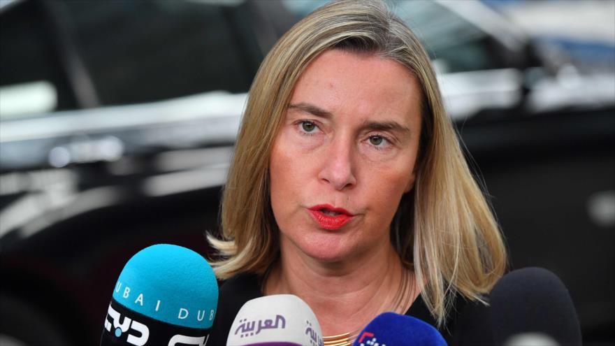 UE cree que todavía es posible salvar el acuerdo nuclear con Irán