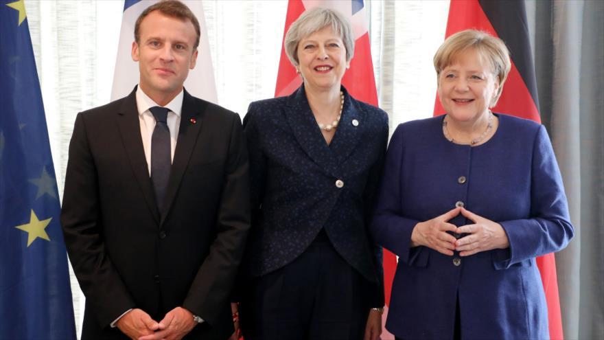 Europa reitera una vez más su apoyo al acuerdo nuclear con Irán