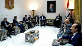 """""""Irán y Siria, aliados estratégicos ante la arrogancia de EEUU"""""""