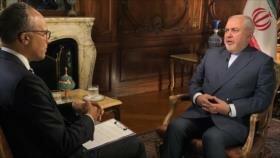Zarif: Opción de Irán es resistir ante cualquier presión