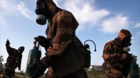 Fuerza Naval del CGRI de Irán se blinda ante el bioterrorismo