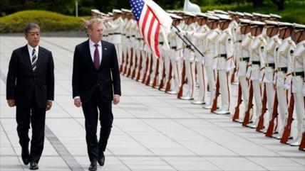 Japón, un aliado de EEUU, dice que no enviará fuerzas a O. Medio