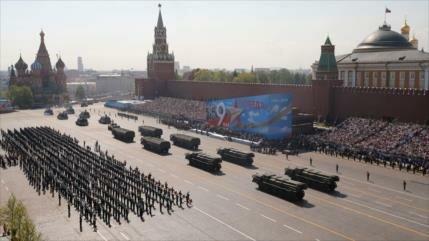 """""""Rusia se está preparando para lanzar guerras en Europa"""""""