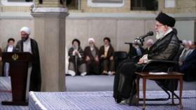 Ayatolá Jamenei: Irán no dejará sin respuesta la piratería británica