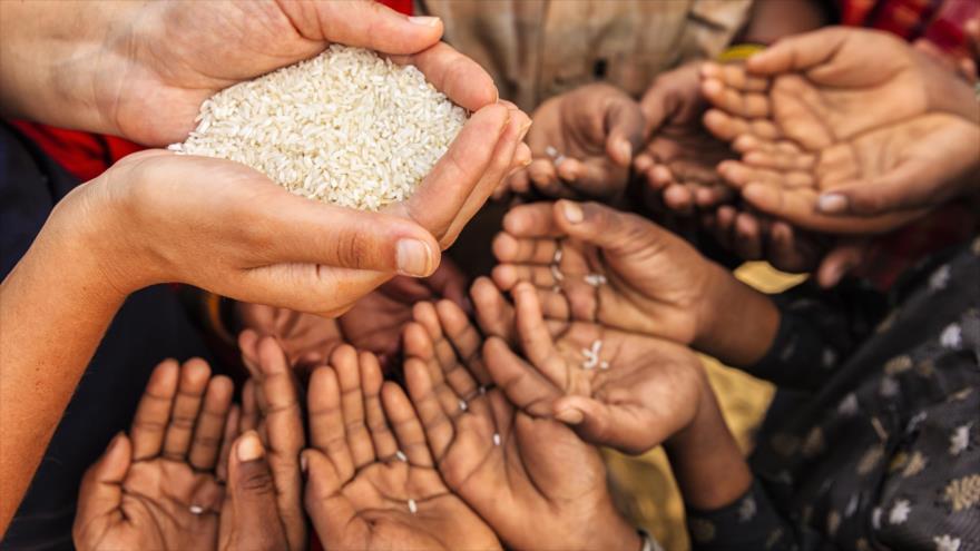ONU advierte que 820 millones de personas padecen hambre, aunque crece obesidad.