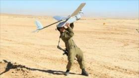 'Resistencia palestina derriba un dron espía israelí en Gaza'