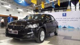 Resistencia ante terrorismo económico: Irán fabrica Peugeot 301