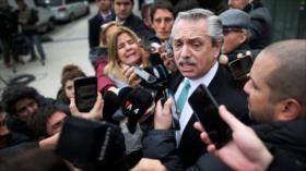 Fernández: Argentinos se quedarán sin país si Macri gana comicios