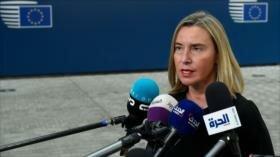 UE amenaza con imponer nuevas sanciones contra Venezuela