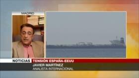 'EEUU ninguneó a España en Gibraltar al capturar buque Grace 1'
