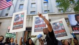 EEUU no sentencia al policía que asfixió al afroamericano Garner