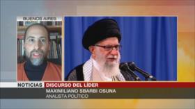 Sbarbi: Londres detuvo buque de Irán para presionar a su economía