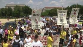 Crisis migratoria. Racismo de Trump. Paro nacional en Ecuador