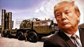 ¿Cómo el acuerdo de los S-400 Turquía-Rusia amenaza a EEUU?