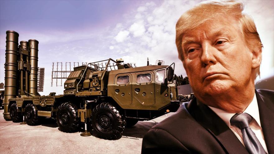 ¿Cómo el acuerdo de los S-400 Turquía-Rusia amenaza a EEUU? | HISPANTV