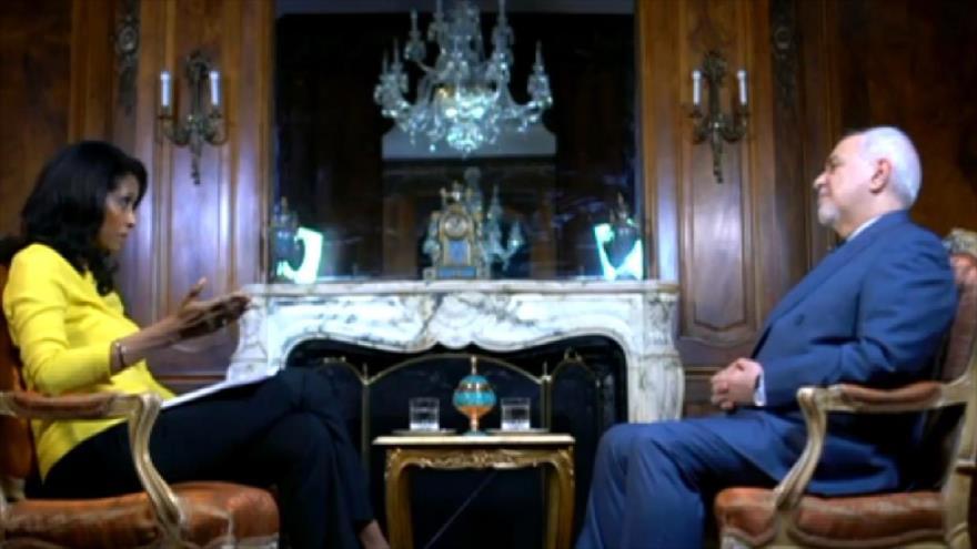 Canciller de Irán: Acuerdo nuclear no es renegociable