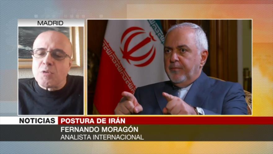 'Europa no da pasos a favor de Irán por ser semicolonia de EEUU'