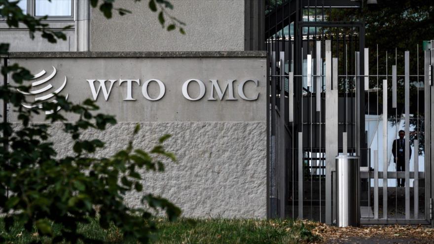 Sede de la Organización Mundial de Comercio (OMC) en la ciudad de Ginebra, Suiza, 21 de septiembre de 2018. (Foto: AFP)
