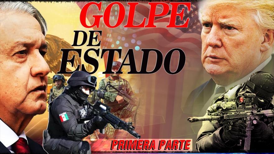 Detrás de la Razón: ¿Alfredo Jalife presidente de México? Revela secretos de AMLO y Trump: Parte 1