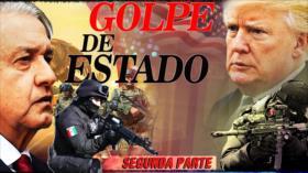 Detrás de la Razón; ¿Alfredo Jalife presidente de México? Revela secretos de AMLO y Trump: Parte 2