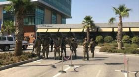 Irán condena ataque al personal de consulado turco en Erbil