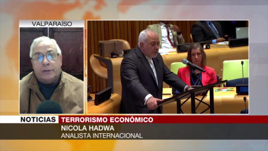 Hadwa: EEUU aplica el terrorismo económico para presionar a Irán