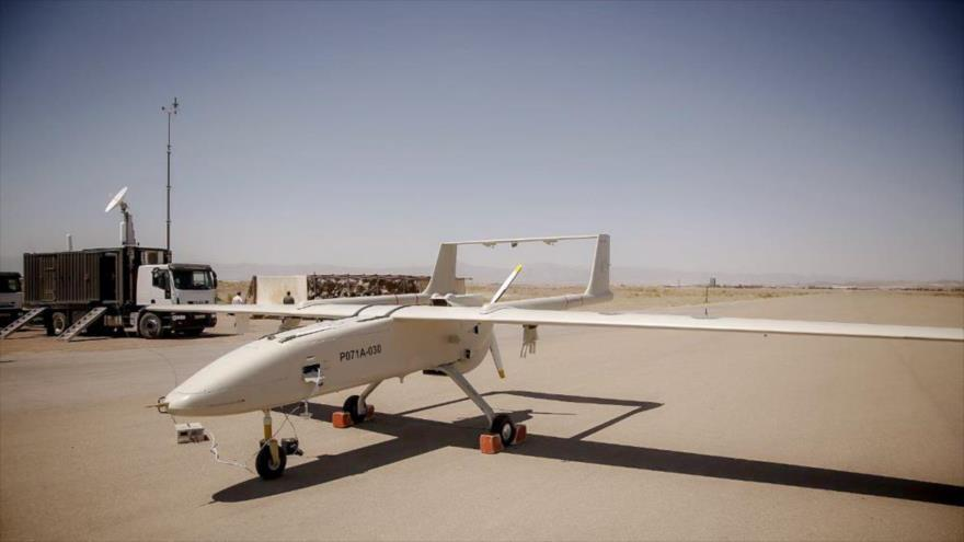 Ejército iraní incorpora nuevo dron armado con bombas inteligentes
