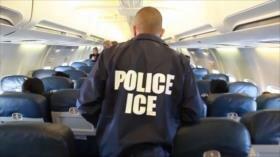 ICE no encuentra a un indocumentado en un vuelo nacional de EEUU