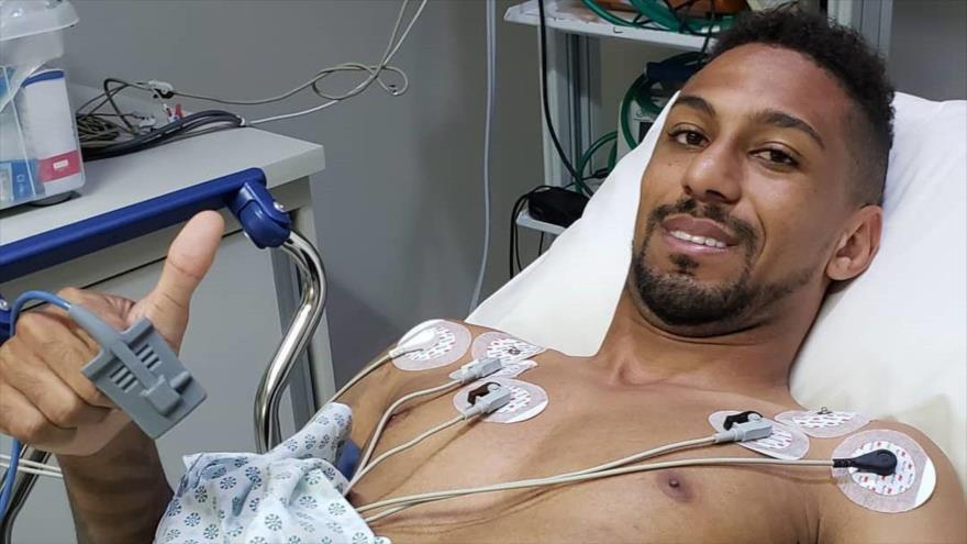 Vídeo: Futbolista brasileño sufre dos infartos en un entrenamiento