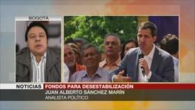 Sánchez Marín: EEUU sabe que Guaidó ya no le sirve para nada