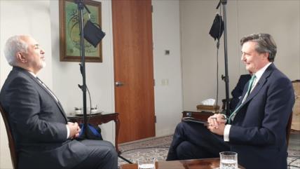 Zarif: Irán nunca negociará un nuevo acuerdo con EEUU
