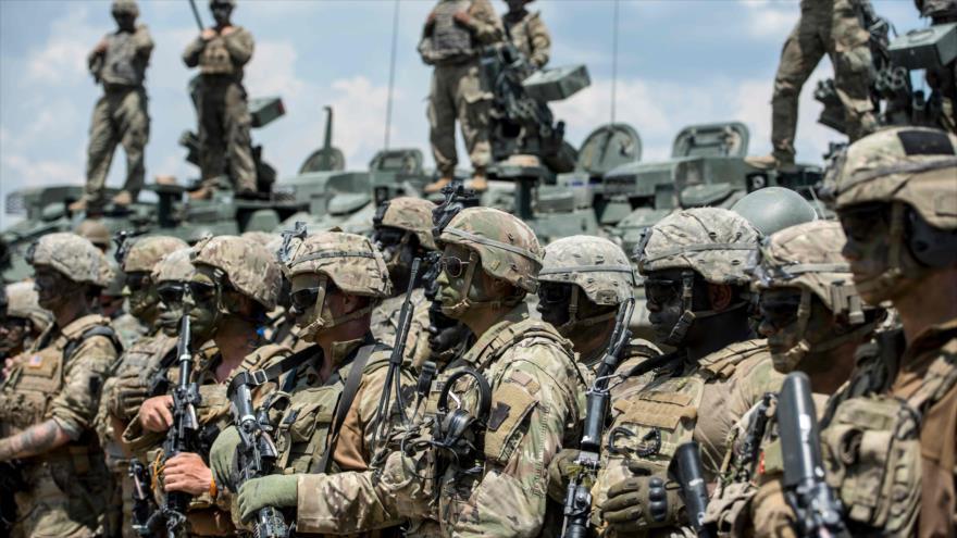 EEUU se prepara para enviar cientos de soldados a Arabia Saudí | HISPANTV