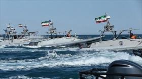 Irán detiene un buque por contrabando en el Golfo Pérsico