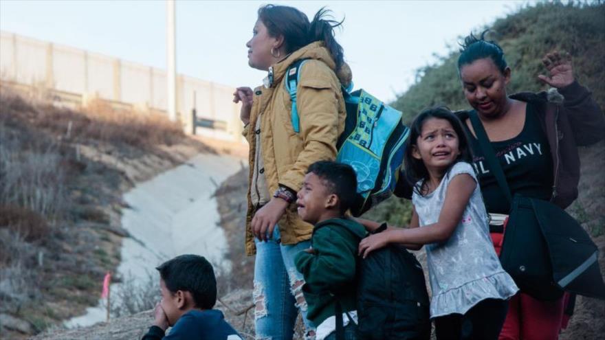 Vídeo: Oscura tragedia que viven los migrantes rumbo a, y en EEUU