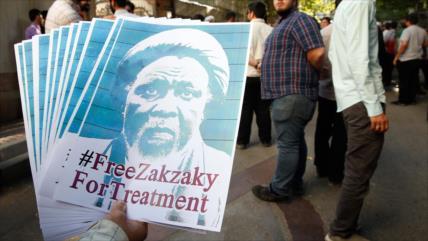 Urgen a la ONU a actuar ante grave estado de salud de Al-Zakzaky
