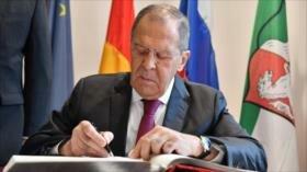 Rusia insta a EEUU a dejar sus medidas provocativas contra Irán