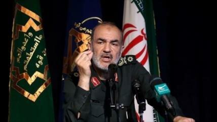 'Irán pasará a la ofensiva si enemigos cometen error de cálculo'