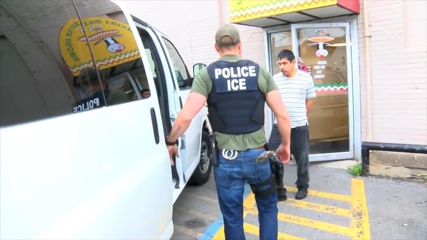 Antes de redadas de Trump, capturan a 20 migrantes en San Diego